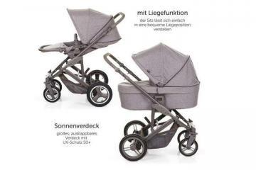 ABC Design Catania Kombi Kinderwagen Set