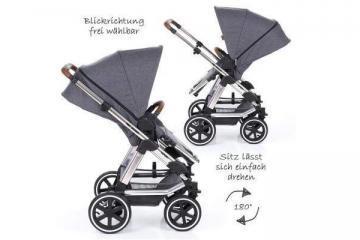 ABC Design Viper 4 – Kombi-Kinderwagen