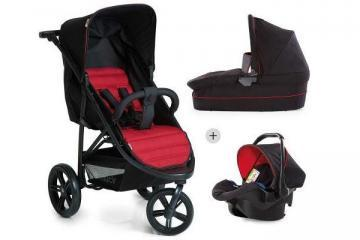 Hauck Rapid 3 Plus Trio Kinderwagen-Set
