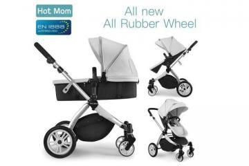 Hot Mom Multi Kombikinderwagen 2 in 1 mit Buggy
