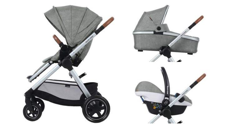 Maxi Cosi Adorra Kinderwagen